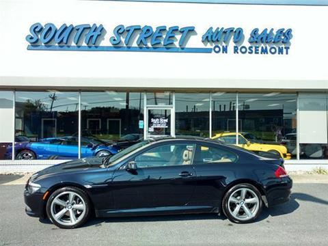 2010 BMW 6 Series for sale in Frederick, MD