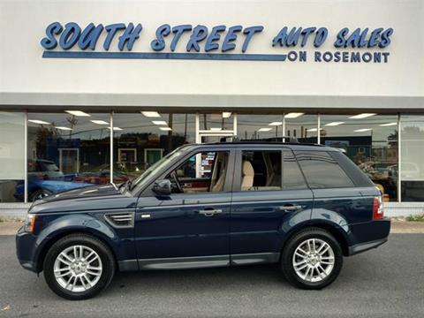 2011 Land Rover Range Rover Sport for sale in Frederick, MD