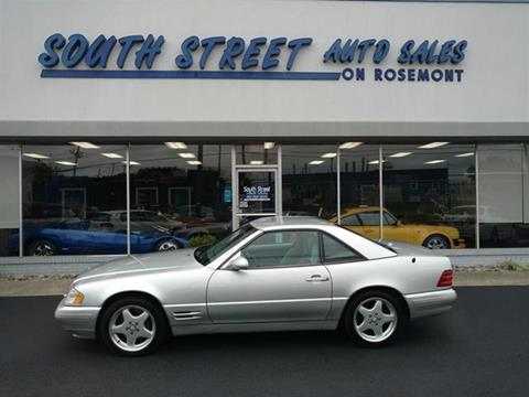 2000 Mercedes-Benz SL-Class for sale in Frederick, MD