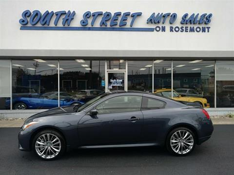2011 Infiniti G37 Coupe for sale in Frederick, MD
