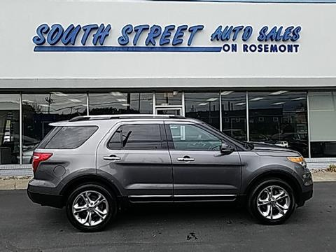2011 Ford Explorer for sale in Frederick, MD