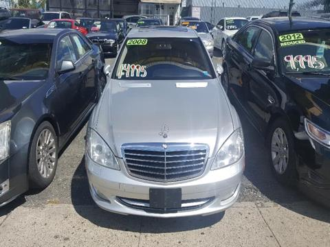 2008 Mercedes-Benz S-Class for sale in Brooklyn, NY