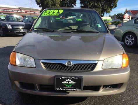 2000 Mazda Protege for sale in Marysville, WA
