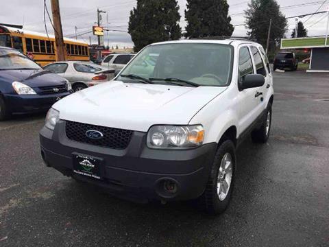 2006 Ford Escape for sale in Marysville, WA