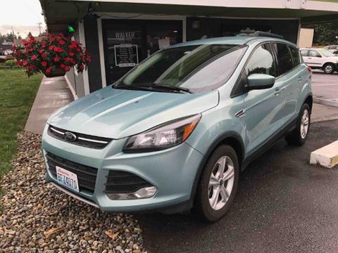 2013 Ford Escape for sale in Marysville, WA
