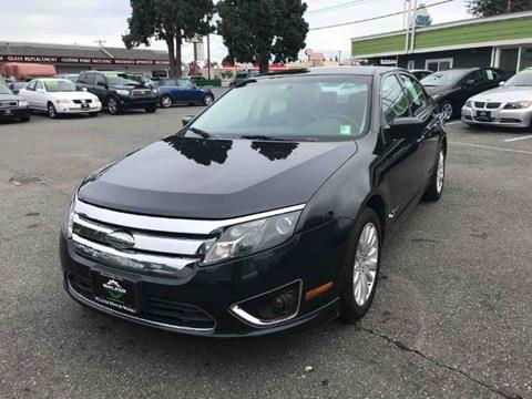 2010 Ford Fusion Hybrid for sale in Marysville, WA