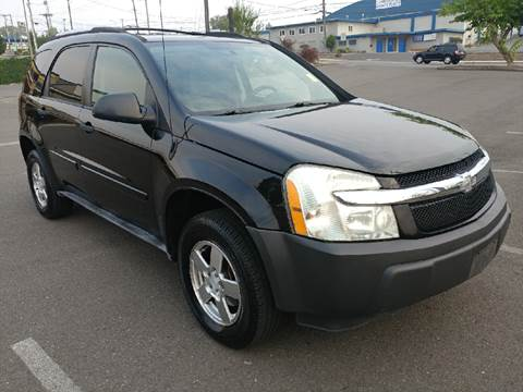 2005 Chevrolet Equinox for sale in Tacoma, WA