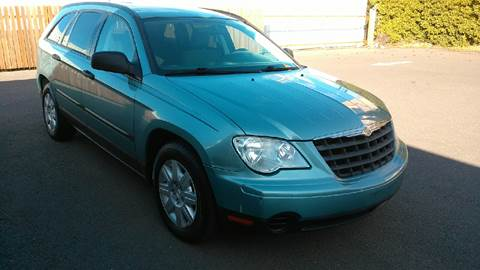 2008 Chrysler Pacifica for sale in Tacoma, WA