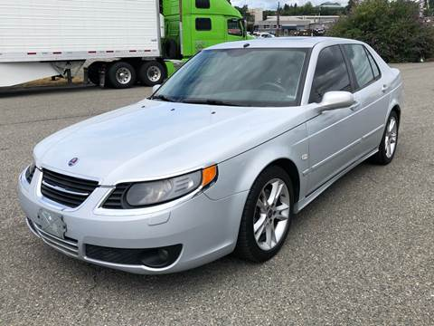 2008 Saab 9-5 for sale in Tacoma, WA