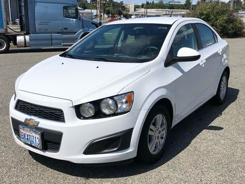 2013 Chevrolet Sonic for sale in Tacoma, WA