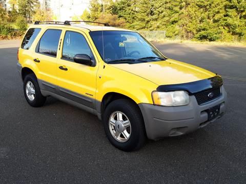 2001 Ford Escape for sale in Tacoma, WA