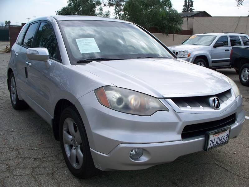 2007 Acura RDX for sale at F & A Car Sales Inc in Ontario CA