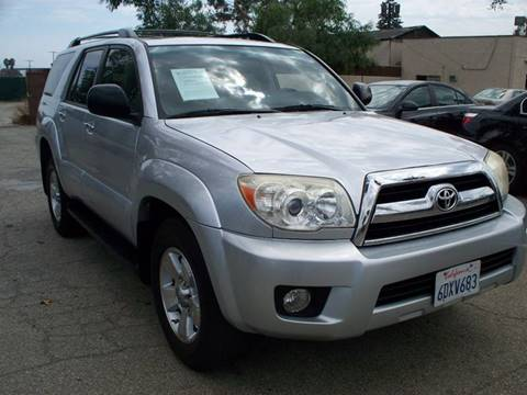 2008 Toyota 4Runner for sale in Ontario, CA