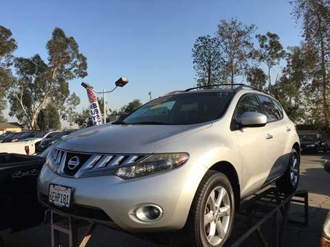 2009 Nissan Murano for sale in Ontario, CA