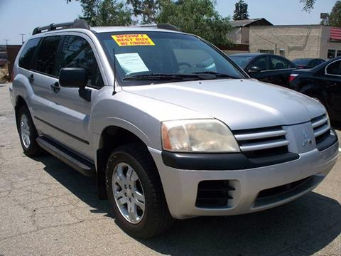 2005 Mitsubishi Endeavor for sale in Ontario, CA