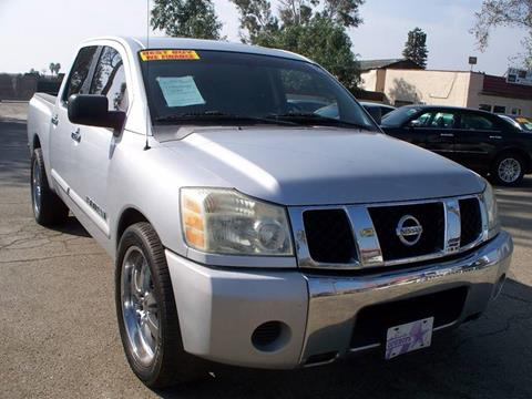 2007 Nissan Titan for sale in Ontario, CA