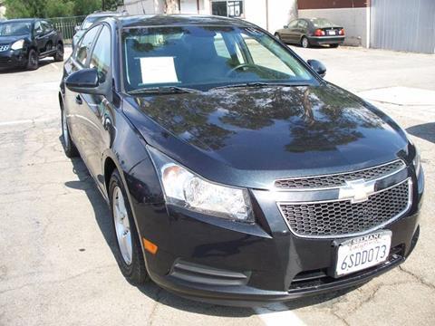 2011 Chevrolet Cruze for sale in Ontario, CA