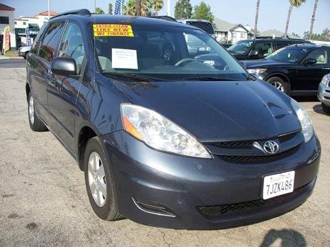 2010 Toyota Sienna for sale in Ontario, CA