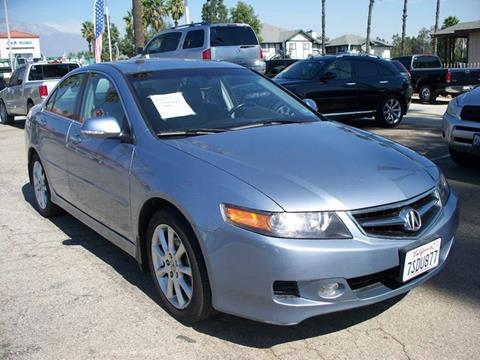 2006 Acura TSX for sale in Ontario, CA