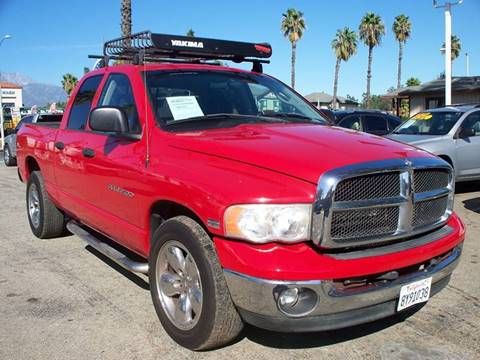 2005 Dodge Ram Pickup 1500 for sale in Ontario, CA