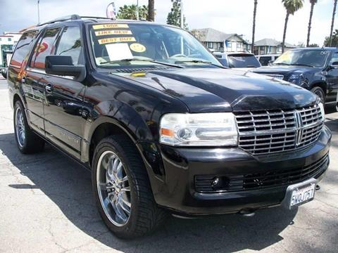 type gas rq oem view manufacturer details specifications lincoln vehicle navigator specs