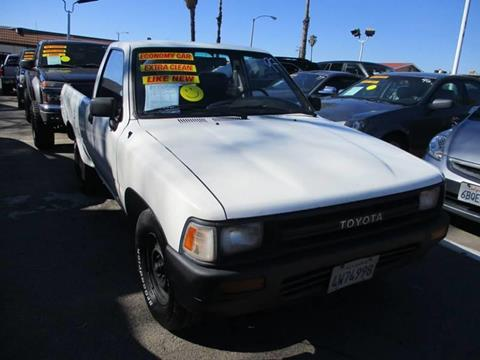 1991 Toyota Pickup for sale in Ontario, CA
