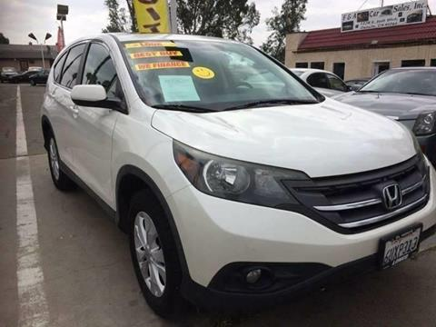 2012 Honda CR-V for sale in Ontario, CA