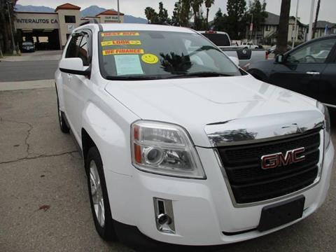 2011 GMC Terrain for sale in Ontario, CA