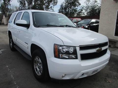 2011 Chevrolet Tahoe for sale in Ontario, CA