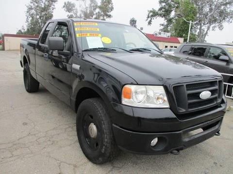 2007 Ford F-150 for sale in Ontario, CA