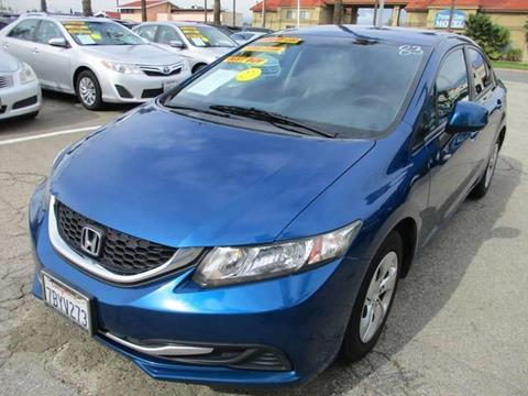 2013 Honda Civic for sale in Ontario, CA