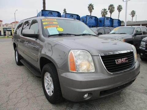 2007 GMC Yukon XL for sale in Ontario, CA