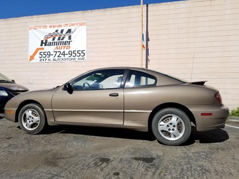 2003 Pontiac Sunfire for sale in Fresno, CA