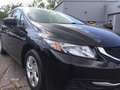 2015 Honda Civic for sale in Redford Charter Township, MI