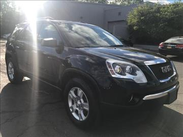 2011 GMC Acadia for sale in Redford Charter Township, MI