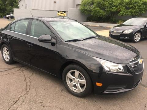 2014 Chevrolet Cruze for sale in Redford Charter Township, MI
