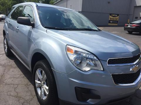 2014 Chevrolet Equinox for sale in Redford Charter Township MI