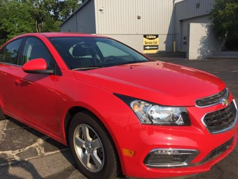 2015 Chevrolet Cruze for sale in Redford Charter Township, MI