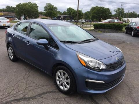2016 Kia Rio for sale in Redford Charter Township, MI