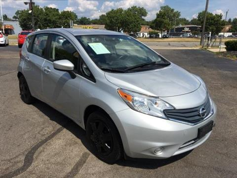 2015 Nissan Versa Note for sale in Redford Charter Township, MI