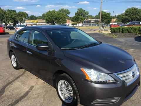 2015 Nissan Sentra for sale in Redford Charter Township MI