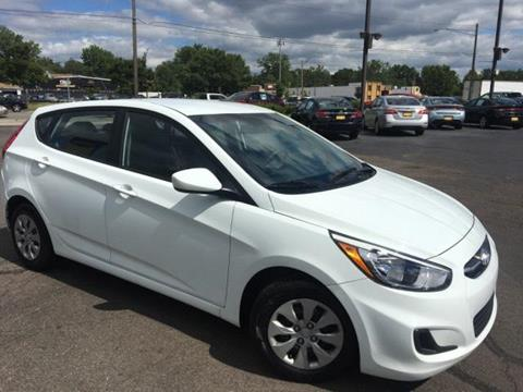 2016 Hyundai Accent for sale in Redford Charter Township, MI