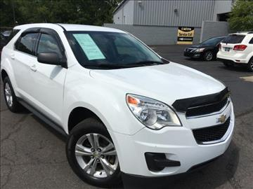 2012 Chevrolet Equinox for sale in Redford Charter Township, MI