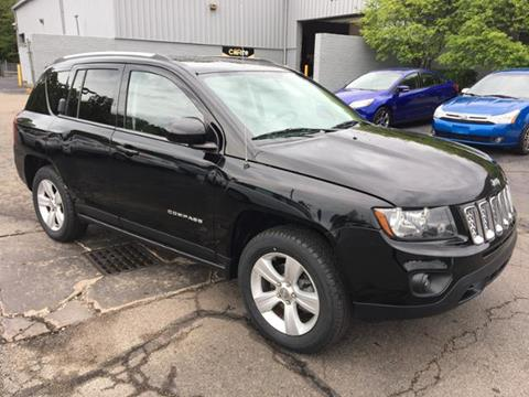 2014 Jeep Compass for sale in Redford Charter Township MI