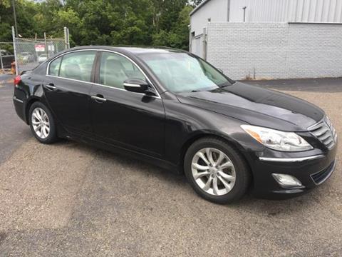 2013 Hyundai Genesis for sale in Redford Charter Township, MI