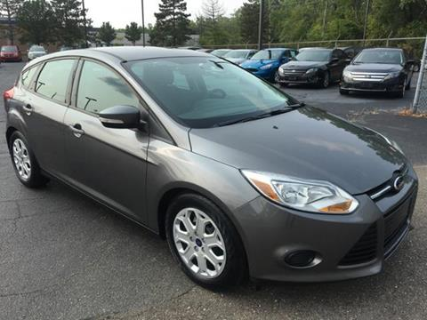 2014 Ford Focus for sale in Redford Charter Township MI