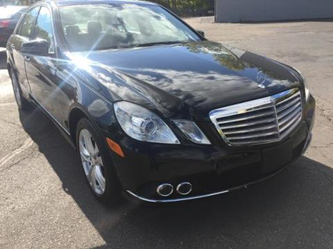 2010 Mercedes-Benz E-Class for sale in Redford Charter Township, MI