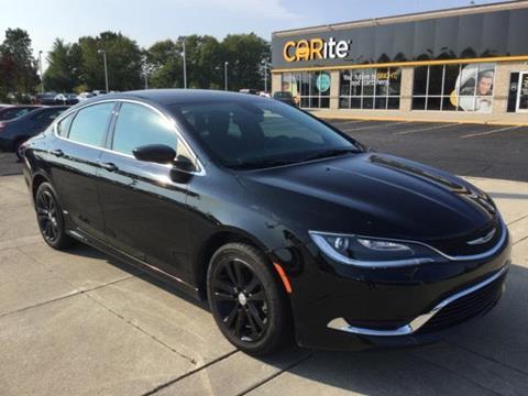 2015 Chrysler 200 for sale in Redford Charter Township MI
