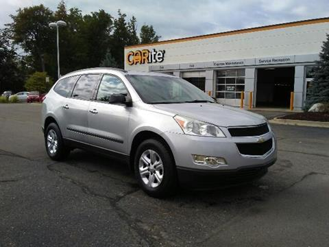 2012 Chevrolet Traverse for sale in Redford Charter Township, MI