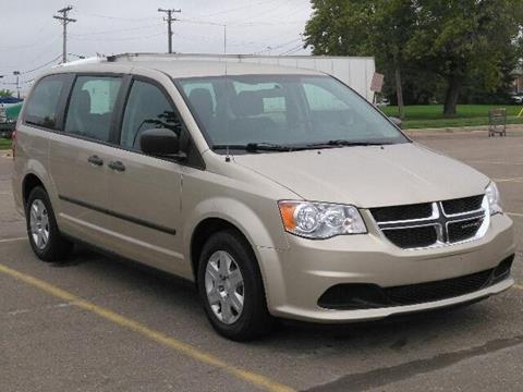 2013 Dodge Grand Caravan for sale in Redford Charter Township, MI